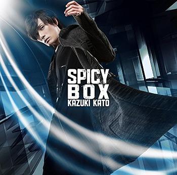 Mini-album: Title is to be announced / Kazuki Kato