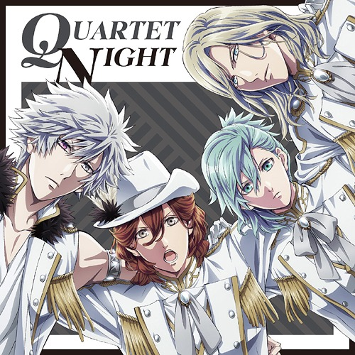 New CD: Title is to be announced / QUARTET NIGHT