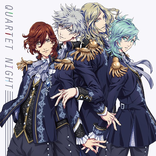 """Uta no Prince-sama Maji Love Kingdom Movie"" Insert Song: FLY TO THE FUTURE / QUARTET NIGHT"