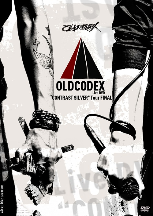 "OLDCODEX ""Contrast Silver"" Tour Final Live DVD / OLDCODEX"