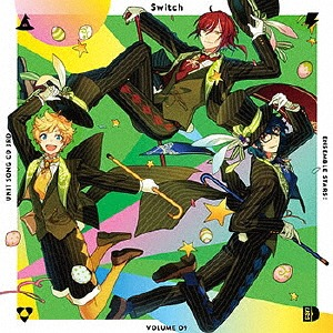 Ensemble Stars! Unit Song CD 3rd Series / Switch (Natsume Sakasaki, Tsumugi Aoba, Sora Harukawa)