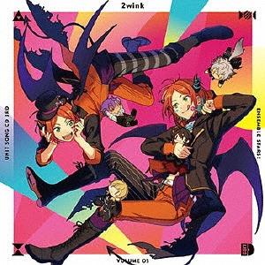 Ensemble Stars! Unit Song CD 3rd Series / 2wink (Hinata Aoi &Yuta Aoi)