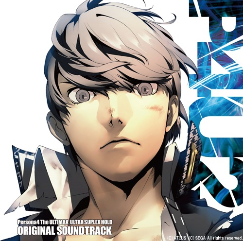 Persona 4 The Ultimax Ultra Suplex Hold Original Soundtrack / Game Music