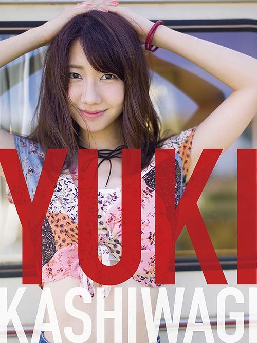 Kashiwagi Yuki 1st Tour - Netemo Sametemo Yukirin World Nihon Judan Minna Muchu ni Sasechauzo - / Yuki Kashiwagi