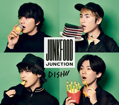 Junkfood Junction / DISH//