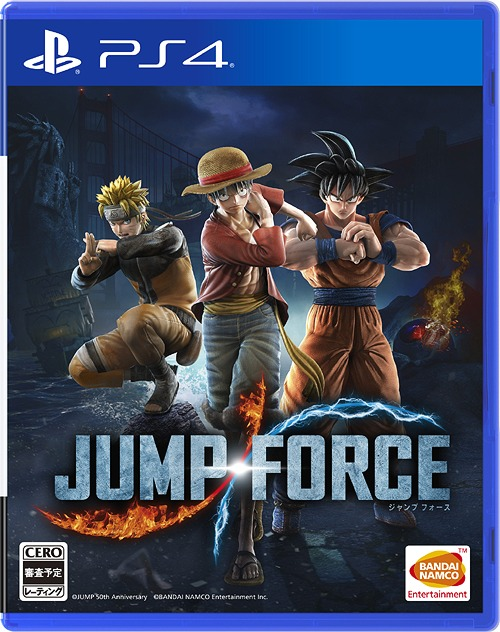 JUMP FORCE / Game