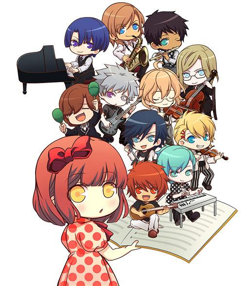 Uta no Princess Sama Music 2 Regular Edition / Game