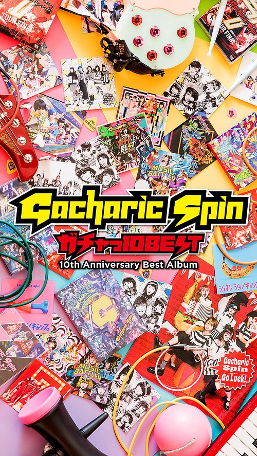 Gacha 10 Best / Gacharic Spin