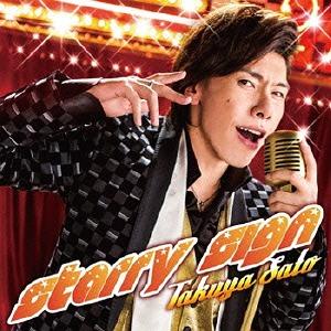 Sato Takuya 2nd Single CD / Takuya Sato