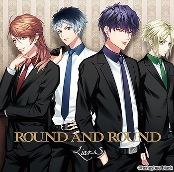 ROUND AND ROUND / Liar-S