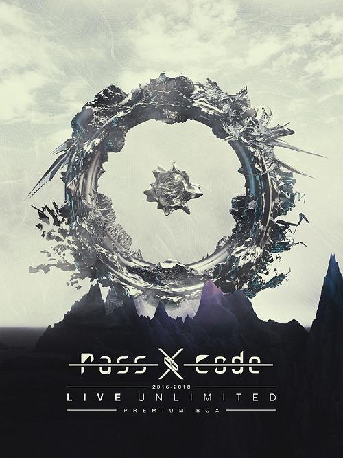 PassCode 2016-2018 Live Unlimited Premium Box / PassCode