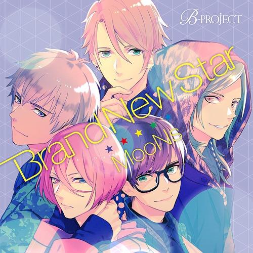 B-project: MooNs 2nd Single: Title is to be announced / MooNs (CV: Yuto Uemura, Tetsuya Kakihara, Shotaro Morikubo, Genki Okawa, Toshiki Masuda)