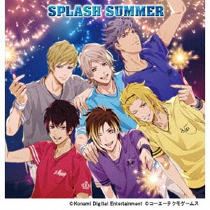 SPLASH SUMMER / 3 Majesty x X.I.P.