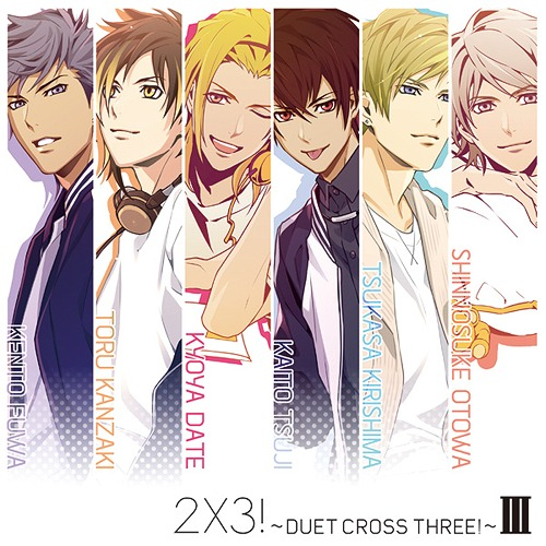 2x3! -Duet Cross Three!- / 3 Majesty x X.I.P.