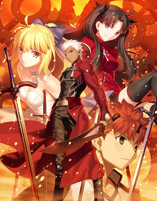 Fate/stay night [Unlimited Blade Works] Blu-ray Disc Box / Animation
