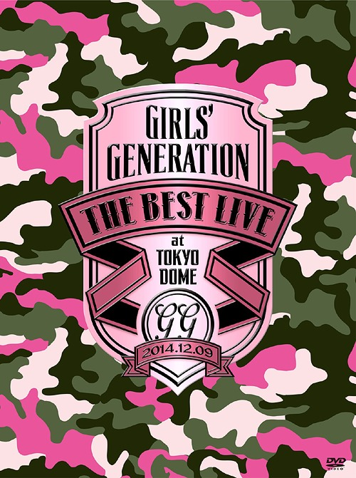 Girls' Generation The Best Live At Tokyo Dome / Girls' Generation (SNSD)