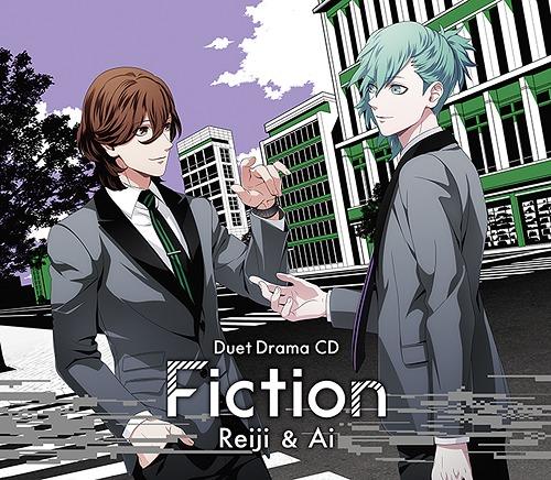 """Uta no Prince-sama Duet Drama CD """"Fiction"""" / Reiji Kotobuki (Showtaro Morikubo), Ai Mikaze (Shota Aoi)"""