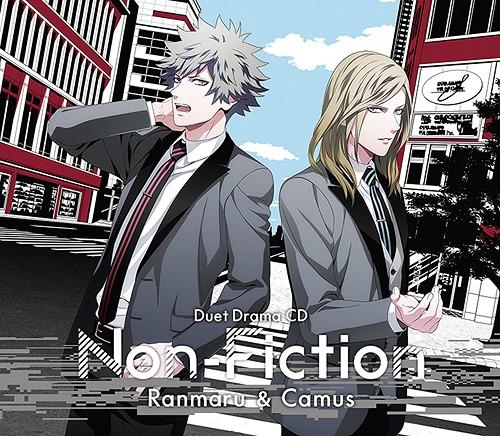 """Uta no Prince-sama Duet Drama CD """"Non-Fiction"""" / Ranmaru Kurosaki (Tatsuhisa Suzuki), Camus (Tomoaki Maeno)"""