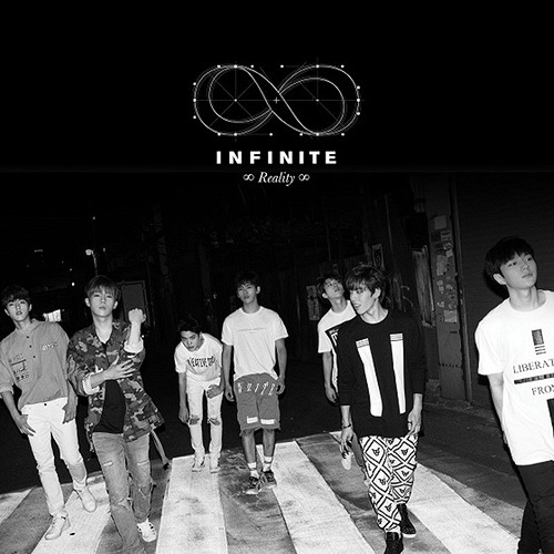 5th Mini Album: Reality / INFINITE