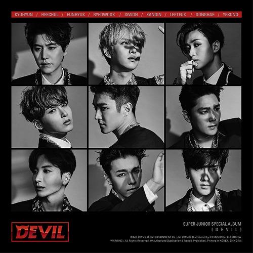 SPECIAL ALBUM: DEVIL / SUPER JUNIOR
