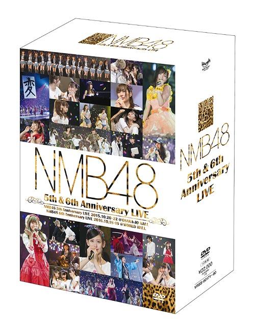 NMB48 5th & 6th Anniversary LIVE / NMB48