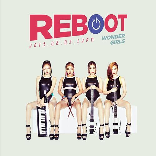 Vol.3: Reboot / Wonder Girls