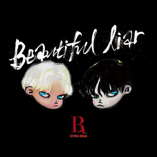Mini Album: Beautiful Liar / VIXX LR