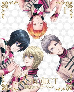 B-PROJECT - Zeccho * Emotion - / Animation