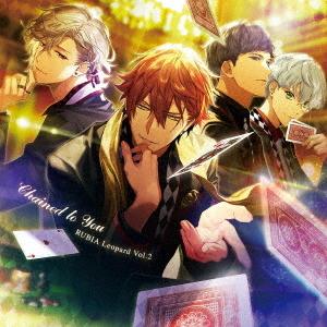 DIG-ROCK RUBIA Leopard / Drama CD (Makoto Furukawa, Kaito Ishikawa, Takuya Sato, et al.)