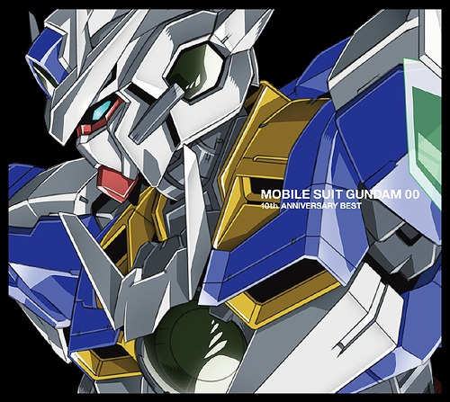 Mobile Suits Gundam 00 10th Anniversary Best / V.A.