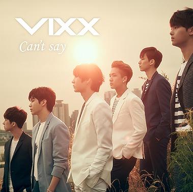 Can't say / VIXX