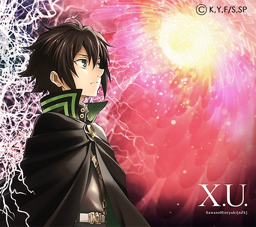 X.U.| scaPEGoat / SawanoHiroyuki[nZk]
