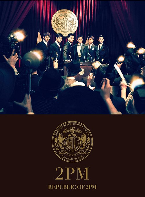 Republic Of 2PM / 2PM