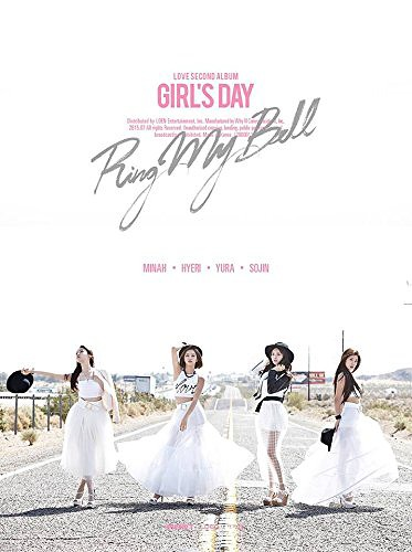 VOL.2: LOVE (Group Ver.) / GIRL'S DAY