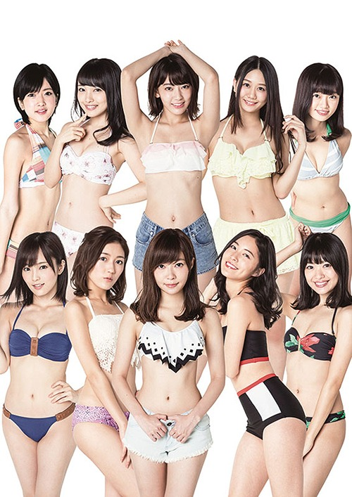 AKB48 Group Official Calendar 2017 / AKB48