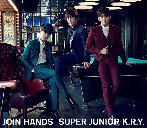 Join Hands / SUPER JUNIOR-K.R.Y.