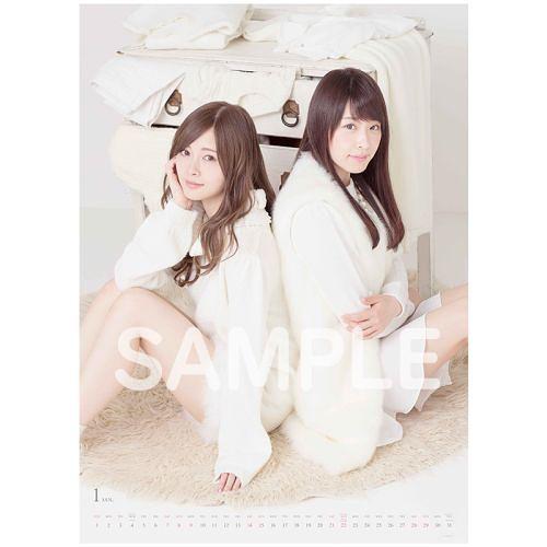 Nogizaka46 2017 Wall Calendar [B2size] /