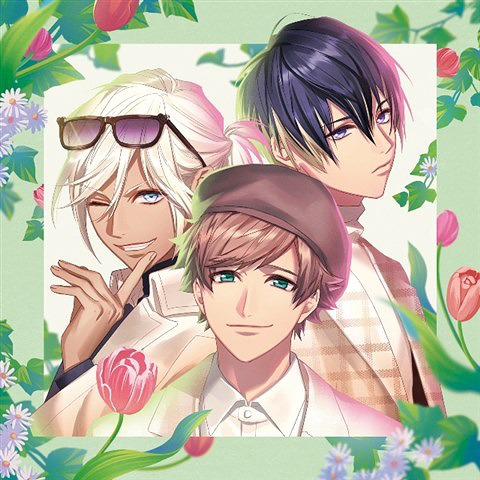 A3! BRIGHT SPRING EP / Game Music