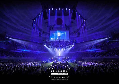 """Aimer Live in Budokan """"blanc et noir"""" / Aimer"""