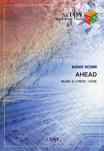 """Band Score Piece """"AHEAD"""" VAMPS / Fairy"""