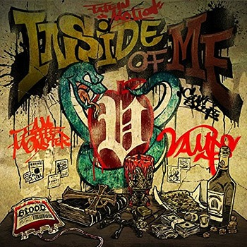INSIDE OF ME feat. Chris Motionless of Motionless In White / VAMPS