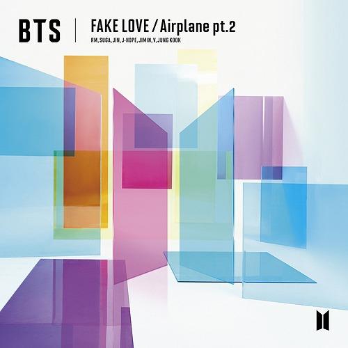 Bird / FAKE LOVE / Airplane pt.2 / BTS (Bangtan Boys)