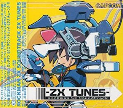 Rockman ZX Sounstrack 'ZX Tunes' / Game Music