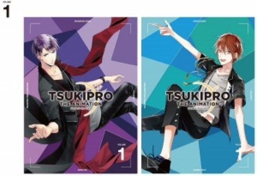 [DVD] TV TSUKIPRO THE ANIMATION Vol.1 /