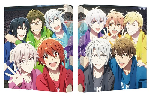 IDOLiSH7 Vibrato / Animation