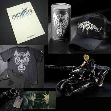 Final Fantasy VII Advent Children ACLT-34031_ADD