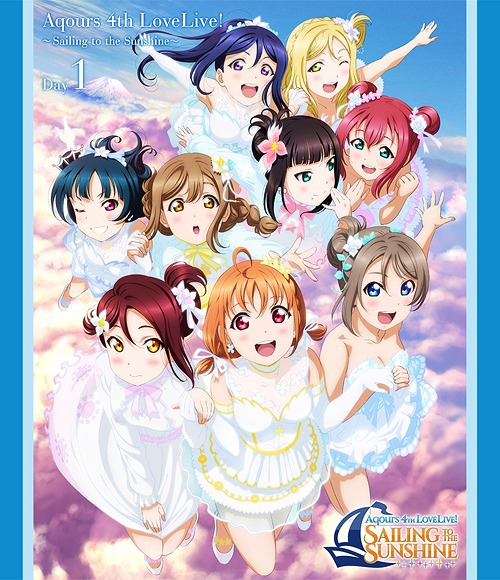 Love Live! Sunshine!! Aqours 4th LoveLive! - Sailing To The Sunshine - / Aqours
