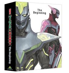 TIGER & BUNNY - The Beginning - (Movie) (English Subtitles)