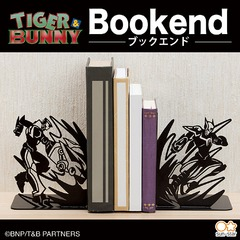 TIGER & BUNNY Bookend