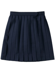Color Skirt (Navy) Navy